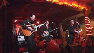"""JD Wilkes Legendary Shack Shakers unplugged """"Dump Road Yodel"""" at Bottom of the Hill SF 3/31/18 live"""