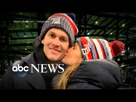 Randi West - Tom Brady first interview after the Super Bowl