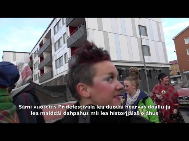 Sápmi Pride Gironis