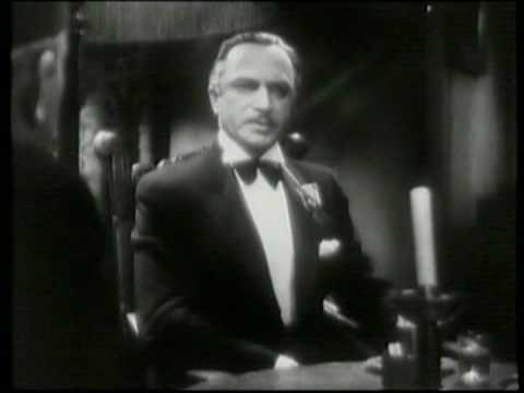 Part 9 Conrad Veidt in Nächte am Bosporus 1931 with Trude von Molo, Heinrich George