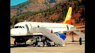 帕羅機場 雷龍王國 不丹 Paro Airport Bhutan Kingdom of Thunder Dragon