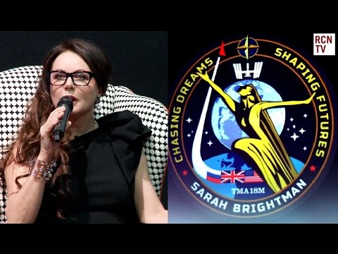 Sarah Brightman Interview - Space Mission Training