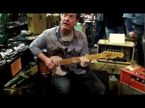 Neville Guitars Jason Jordan (Love and Theft Band)