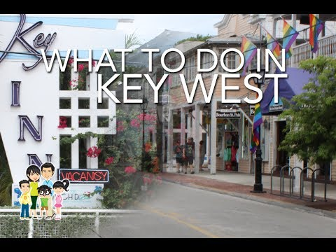 Key West: Quick look into Downtown Duval Street, Southernmost Point, Shops & Bars