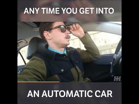 Going from Manual to Automatic