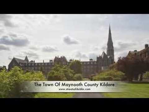 The Town Of Maynooth County Kildare (Slide Show)