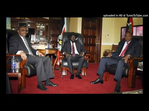 South Sudan President Kiir to attend inauguration of Kenyan president