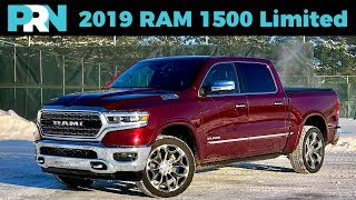 The Pickup Benchmark | 2019 RAM 1500 Limited | TestDrive Spotlight
