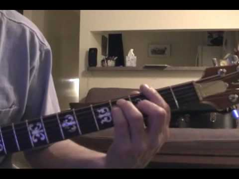 How to play Truckin - Grateful Dead