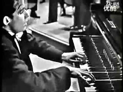 Glenn Gould and Leonard Bernstein Bach Concerto in D minor BWV1052