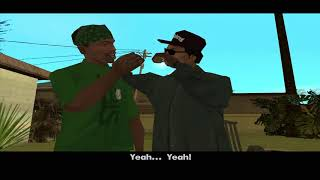 Grand Theft Auto: San Andreas - Mission #13 - Robbing Uncle Sam