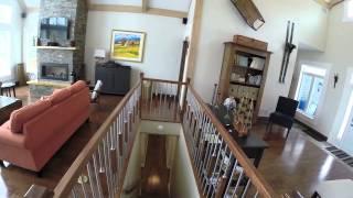Visite Chalet Charlevoix Québec - Luxury Vacation Rental