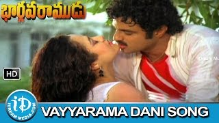 Bhargava Ramudu Movie Songs | Vayyarama Dani Song | Balakrishna, Vijayashanthi, Mandakini