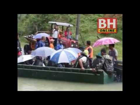 Jumlah mangsa banjir di 3 buah negeri terus meningkat