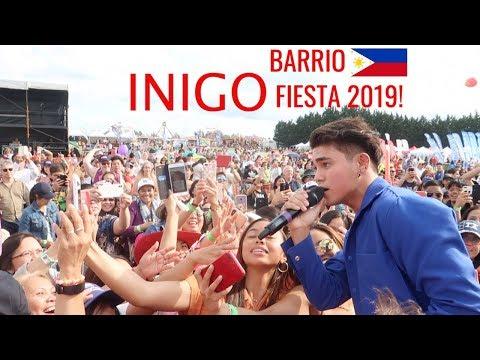 INIGO PASCUAL BARRIO FIESTA SA LONDON 2019