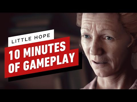 10 Minutes of The Dark Pictures Anthology: Little Hope Gameplay