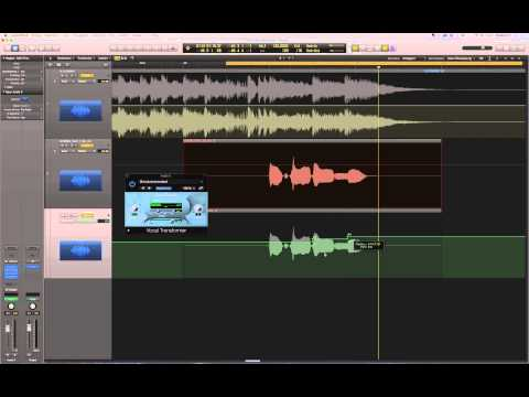 Tutorial: Vocal Harmonizer (Logic Pro X) - Georg