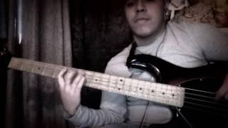 RHCP - Battleship (Blowjob Park) [Bass Cover]   ElvisGoesToCollege