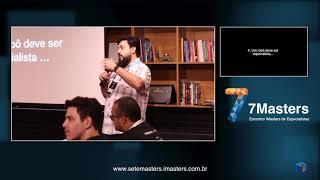 7Masters Chatbots - 7 Segredos de Chatbots com Erik Andersen