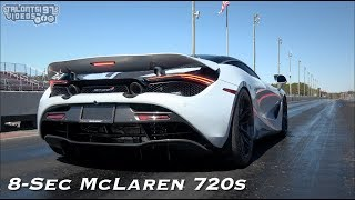 Worlds Fastest McLaren 720s.. The Quest for 8s Is COMPLETE!