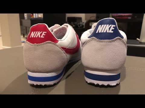 perrito Derecho subtítulo  Nike Cortez vs Replicas - YouTube
