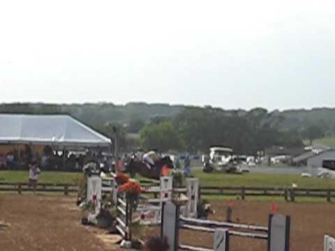 Show Jumping At Texas Rose Horse Park