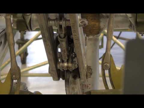 Landing Gear Up Lock and Down Lock