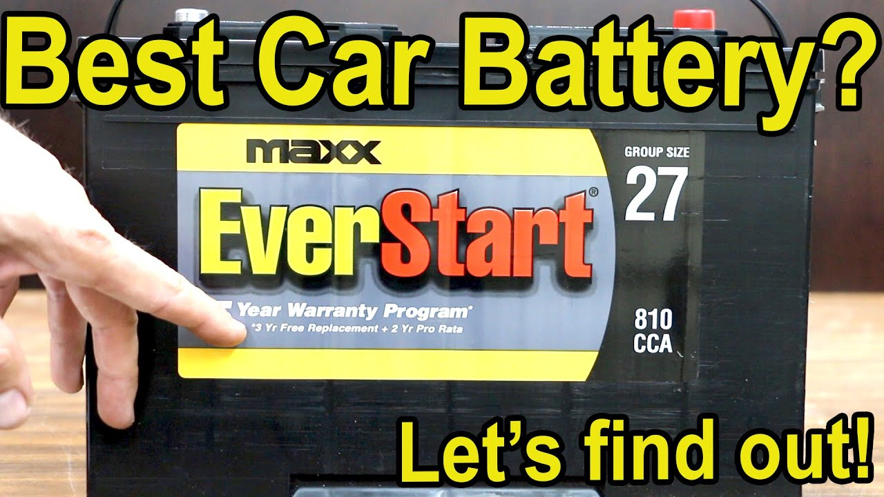 Which Car Battery Is Best Let S Find Out