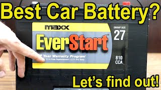 Which Car Battery is Best? Let's find out!