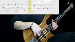 Radiohead - Nude (Bass Only) (Play Along Tabs In Video)