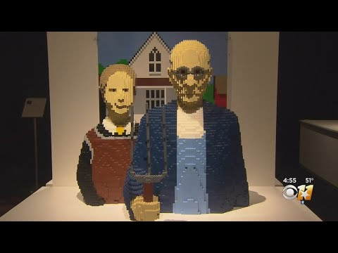 Jeff K - The 'Art Of The Brick' Exhibit At Perot Museum Is LEGO Fun!
