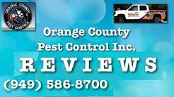 Orange County Pest Control REVIEWS Laguna Hills, CA pest control