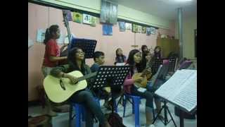 Binasuan Music covered by SEPA Santolan Highschool
