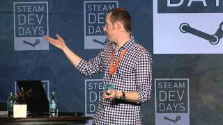 Steamworks Features -- A Technical Overview (Steam Dev Days 2014)