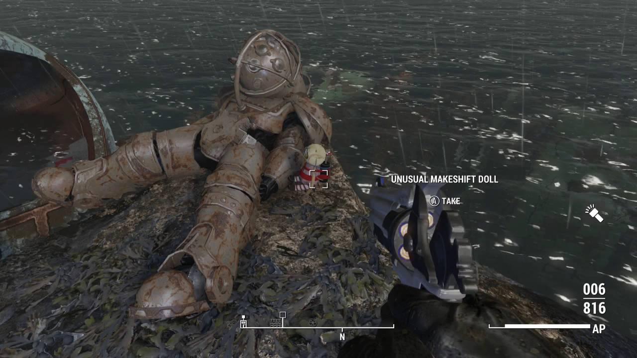 big mod daddy 4 Fallout