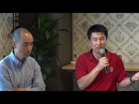 Startup Tea Talk -  AI Sense Sam Liang