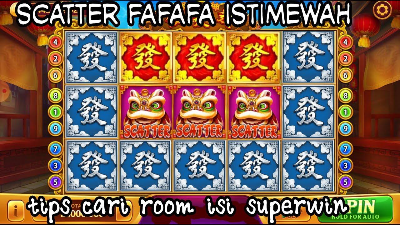 SCATTER FAFAFA AUTO SUPERWIN SUPER MANTAP |higgs domino