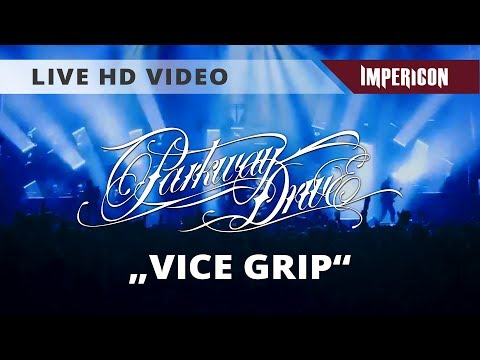 Parkway Drive - Vice Grip (Official HD Live Video)