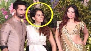 Kareena Kapoor And Shahid Kapoor Wife Mira Rajput At Sonam Kapoor Wedding
