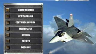 F-22 Lightning II: Main Menu Music