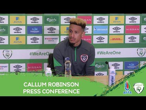 PRESS CONFERENCE | Callum Robinson