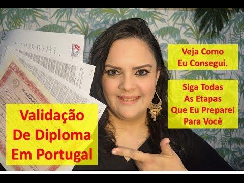 Como Validar o Meu Diploma em Portugal?