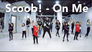 狗狗史酷比電影歌曲 Scoob! - On Me / 小霖老師 (週三班) / 初級跳舞課