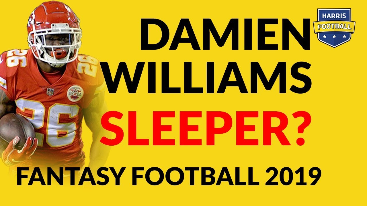 Damien Williams Can A December Star Be A 2019 Fantasy Sleeper Youtube