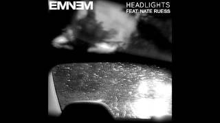 "Eminem - ""Headlights"" ft. Nate Ruess (Clean Edition, Audio)"