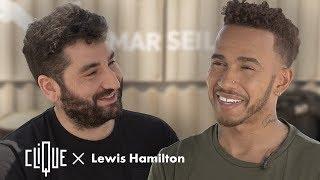 Clique x Lewis Hamilton : Fast Life