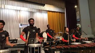 Hill Freedman Drumline at 1st Annual All-City Drumlines Classic