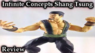 Mortal Kombat   Shang Tsung   Infinite Concepts Action Figure Review