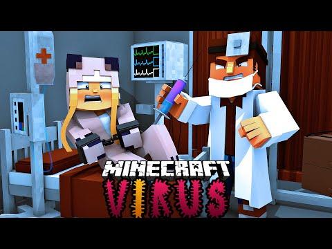 VON DIESEM STUHL GIBT ES KEIN ENTKOMMEN! ✿ Minecraft VIRUS #20 [Deutsch/HD]