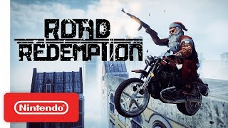 Road Redemption - Launch Trailer - Nintendo Switch